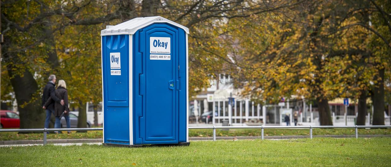 Okay Mobile Sanitärsysteme